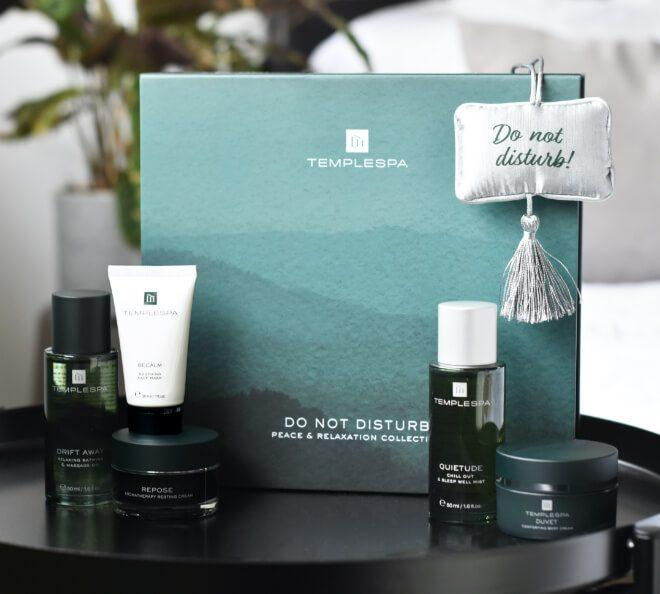 Giftsets from TEMPLESPA